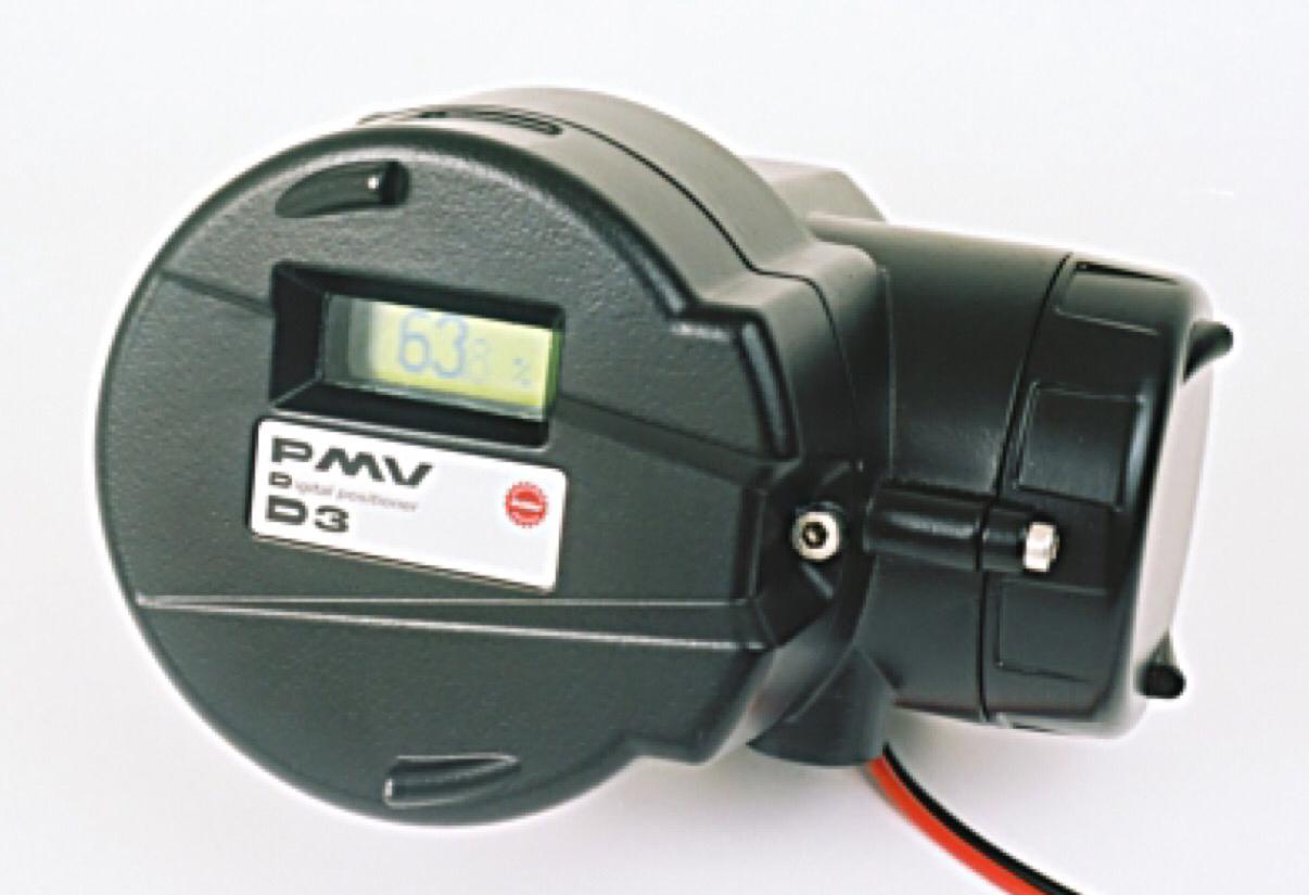 MPV D3 digital positioner