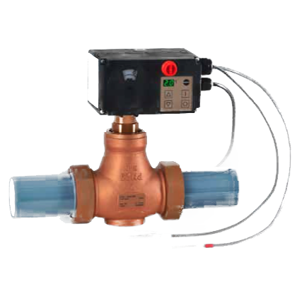 New electric actuator with process controller by Samson - Industrial