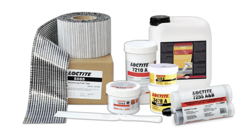 The new repair system by Loctite