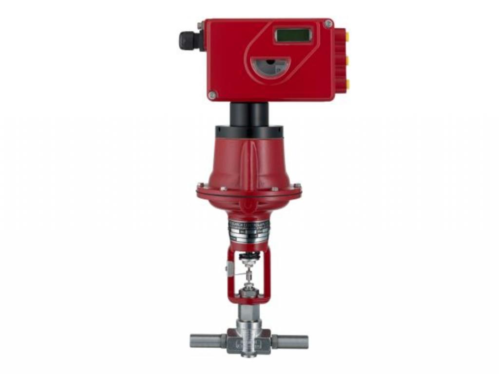 New valve positioner by Badger Meter - Industrial Valve News