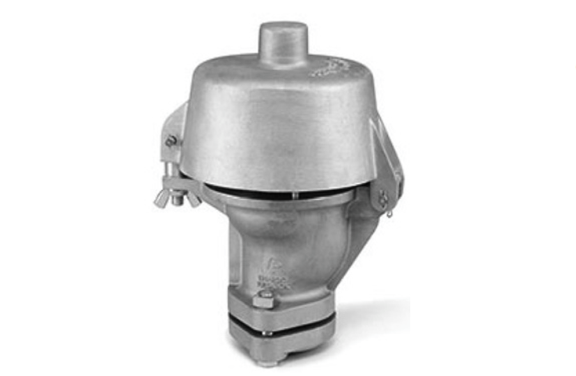 The ES-900 Series End-of-Line Vent Valve by Emerson
