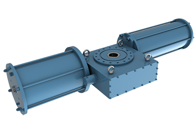 The new cable drive actuator