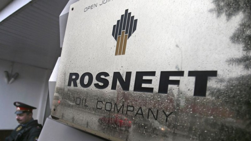 Rosneft performed its first drilling in the Black Sea
