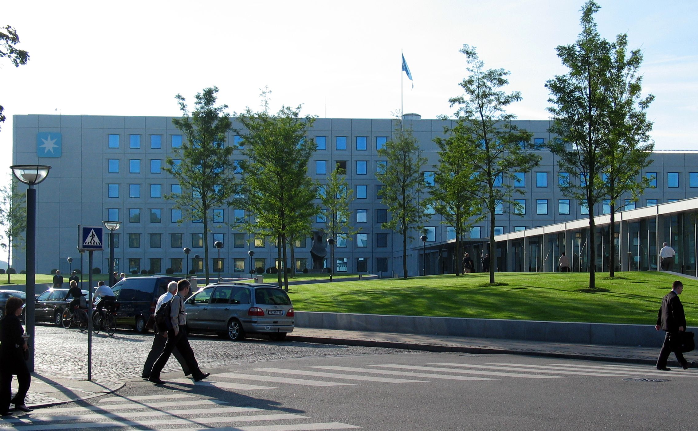 Maersk headquarters, in Denmark   Semco Maritime does not wish to state the value of the contract, which has a major strategic importance for Semco Maritime's Oil & Gas business and which is the largest in the company's history.