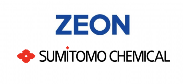 Zeon and Sumitomo starting SBR business together
