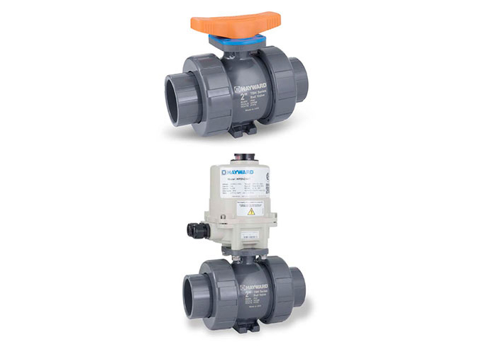 The TBH Series floating ball valves