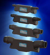 The QCT Series flowmeters by FTI (image courtesy of FTI)