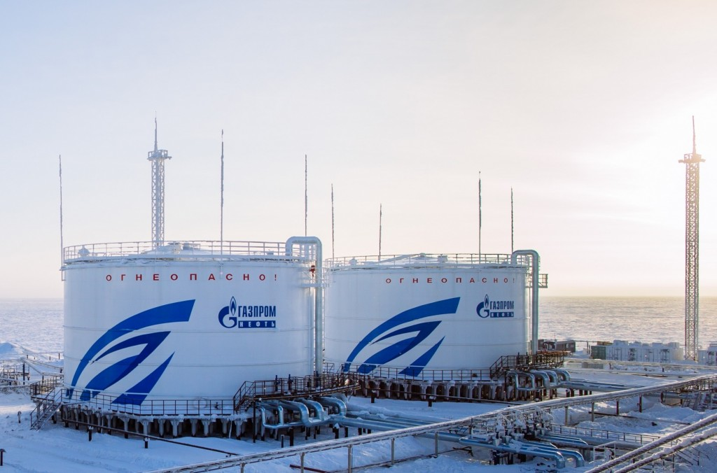 Image courtesy of Gazprom Neft