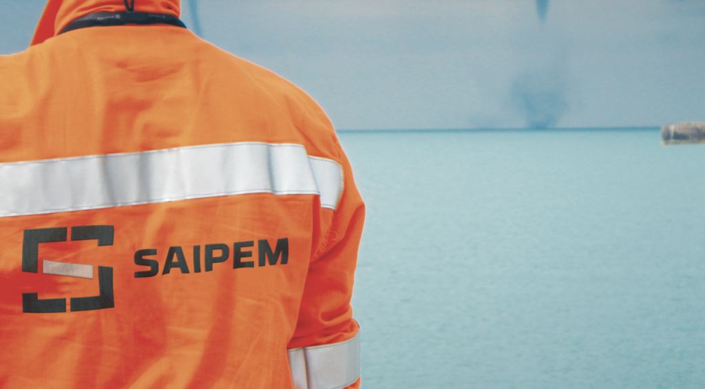 (courtesy of Saipem)