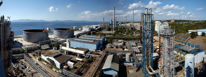 The JCSummit's Batangas plant (image courtesy of JC Summit)
