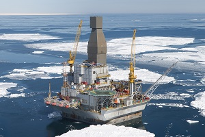 A view from the Sakhalin-1 project (image courtesy of Rosneft)