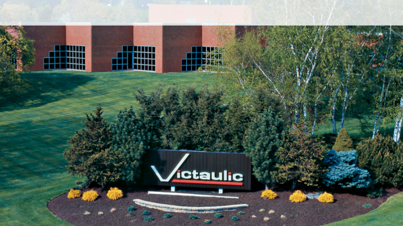 Victaulic is building a new production plant in the US