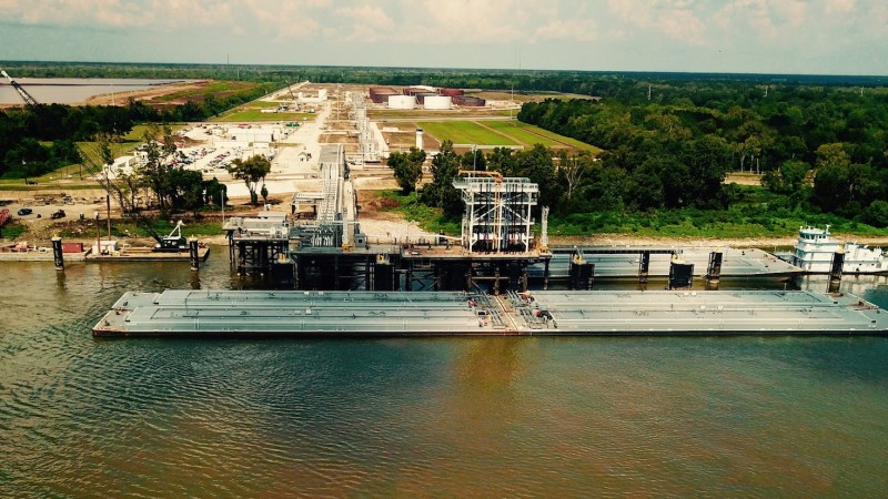 Emerson won a fluid management software order in Louisiana