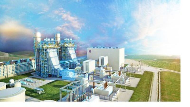 DTE started the works for $1bln gas-powered plant