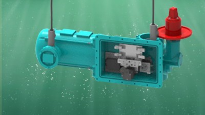 Emerson has a new submersible electric actuator