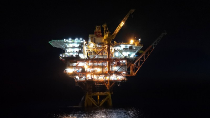 Fluor completed the works at Chinese oilfiled