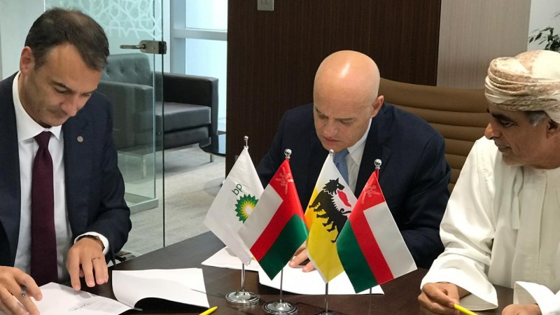 Eni signs exploration and production sharing agreement for onshore Oman