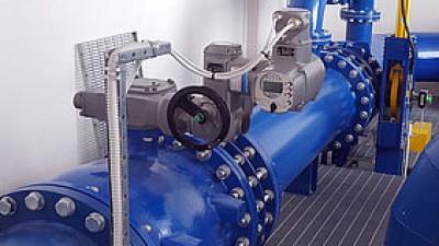 Auma and Acmo for Italian water treatment plants