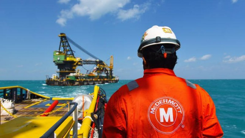 McDermott awarded substantial offshore EPCI contract in the Middle East