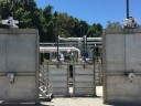 Rotork electric actuators installed at sewage treatment plant