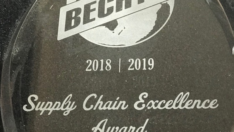 Valvitalia Group recognized by Bechtel as top supplier