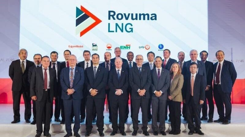 TechnipFMC, JGC and Fluor Consortium awarded a contract for the Rovuma LNG Project in Mozambique