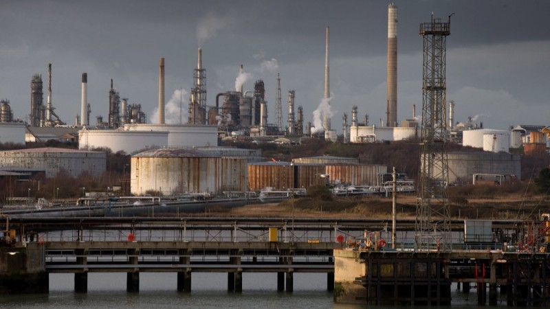 Fluor set to deliver Esso Fawley Strategy (FAST) project in the UK for ExxonMobil