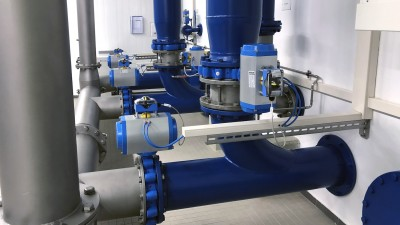 Rotork electric and pneumatic actuators chosen to deliver fresh water to German towns