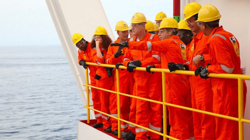 Eni starts production at Agogo oilfield, in the angolan offshore