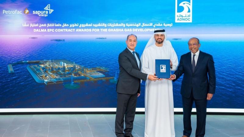 Petrofac awarded US$1.65 billion contracts for Abu Dhabi mega project