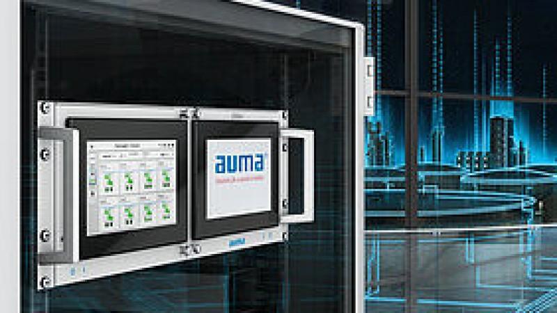 Auma launches high-performance Master Station