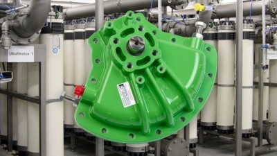 Rotork pneumatic actuators used in biggest planned ultrafiltration retrofit in US history