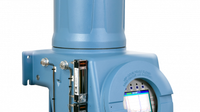 Industry's first transmitter-style gas chromatograph measures both sulfur and natural gas energy in one analyzer