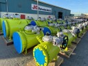 JC Ball Valves for sour hydrocarbon gas application in Middle East