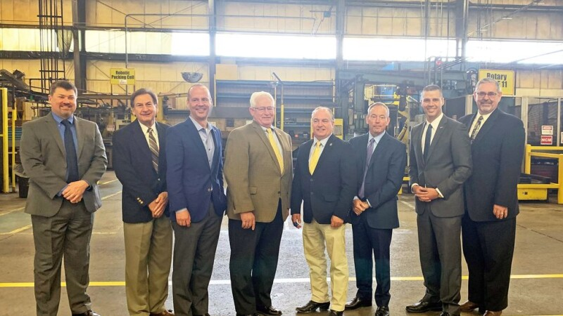 Victaulic reopens Waupaca Foundry's Lawrenceville manufacturing facility