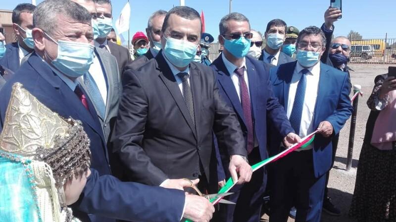 Algeria inaugurates new Medgaz key gas pipeline