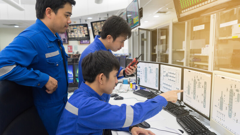 Emerson helps Neste rapidly increase production of biofuels