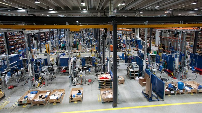 Neles responds to customers' changing needs by enhancing the production of industrial valves in Vantaa, Finland