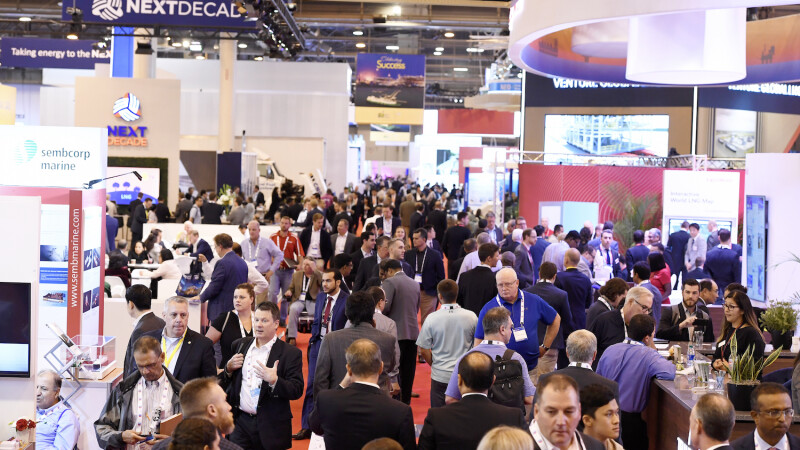 Gastech to take place in Dubai from 21-23 September 2021