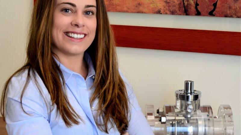 Alessandra Pedrini has become the new face of Gwc Italia – corporate social responsibility