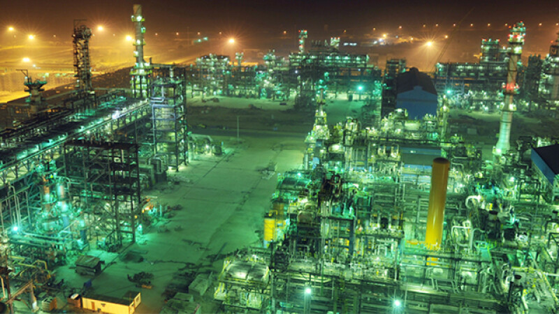 Ampo Poyam Valves to supply more than 2200 valves for a petrochemical complex in India